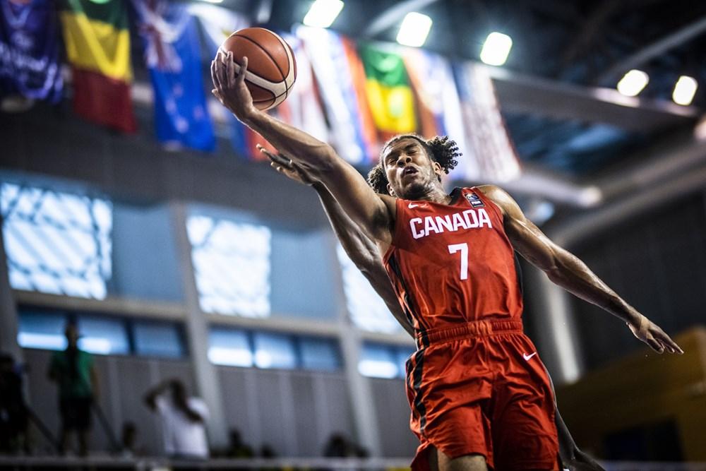 Canada advances to Quarter-Finals after defeating Senegal at FIBA U19 Basketball World Cup