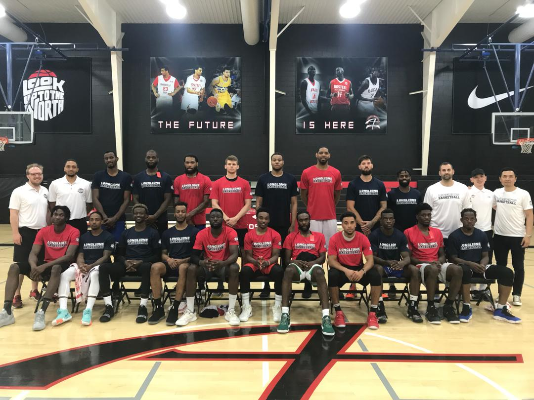 Canada-China Basketball Partnership Being Bridged at Athlete Institute