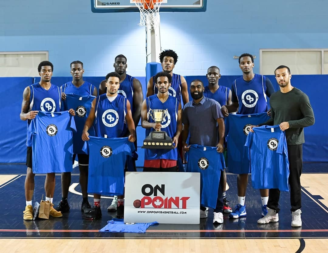 X-Men capture their first On Point Summer Pro Am title as Jayden Frederick shines dropping 30pts in the win