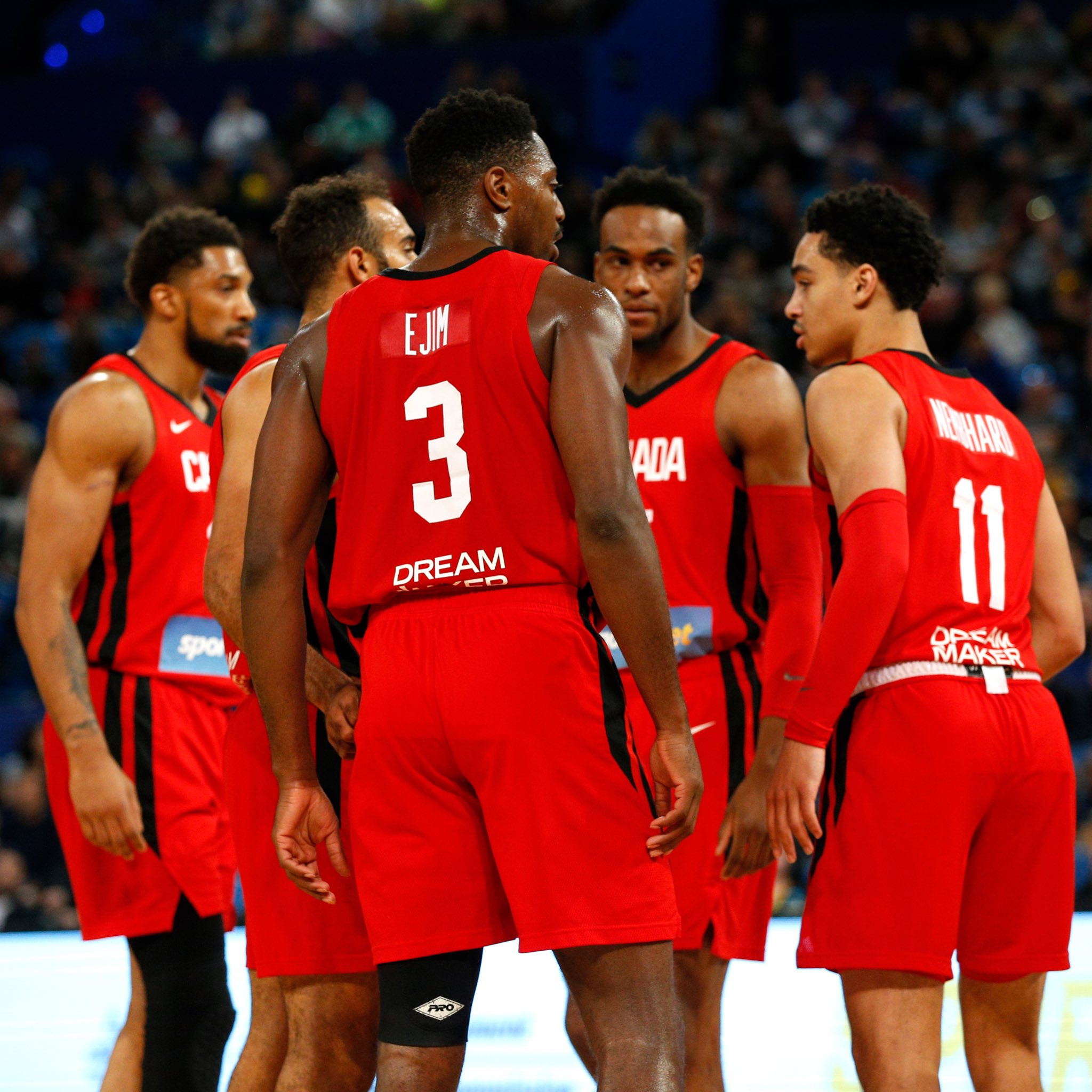 Canada splits series with Australia in Perth, International Basketball Series Continues Tuesday