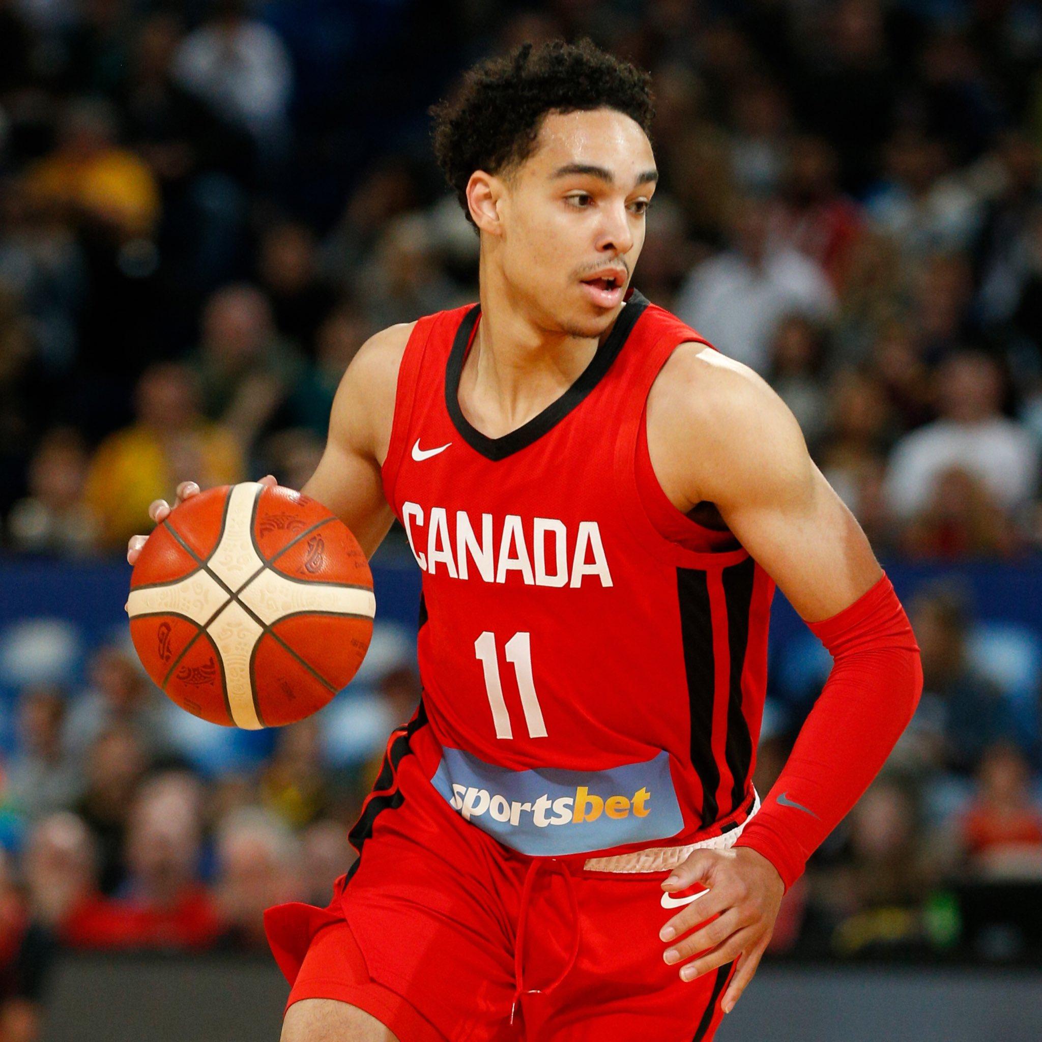Canada defeats hosts Australia to open the International Basketball Series