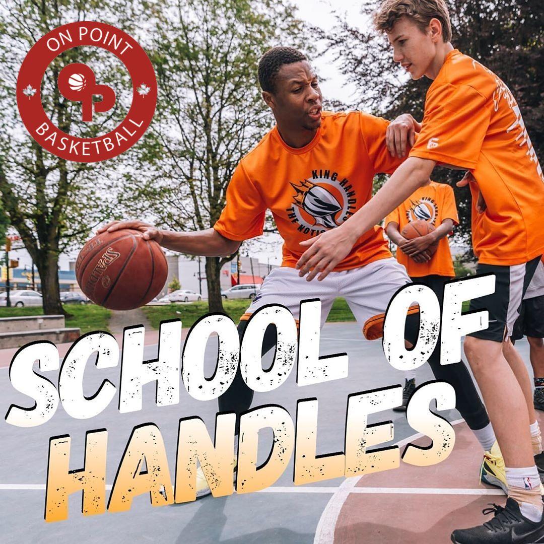 On Point presents: Joey Haywood aka King Handles 'School of Handles' Ball Control Clinic
