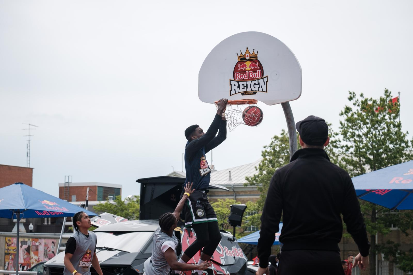 Red Bull Reign 3 on 3 National and World Finals at The Bentway Labour Day Weekend