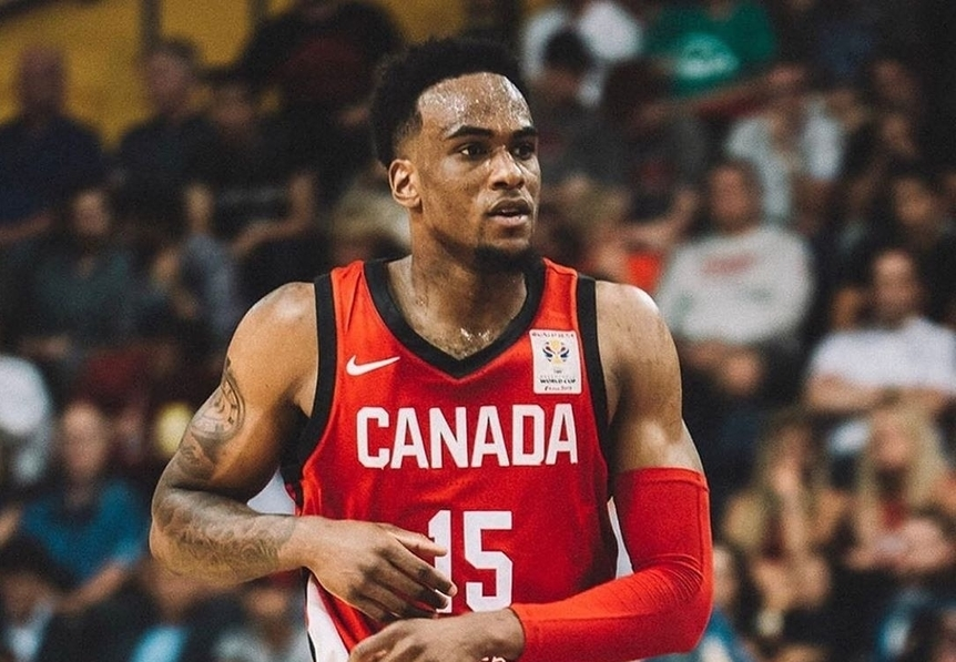 Canada defeats New Zealand to improve to 3-1 in International Basketball Series
