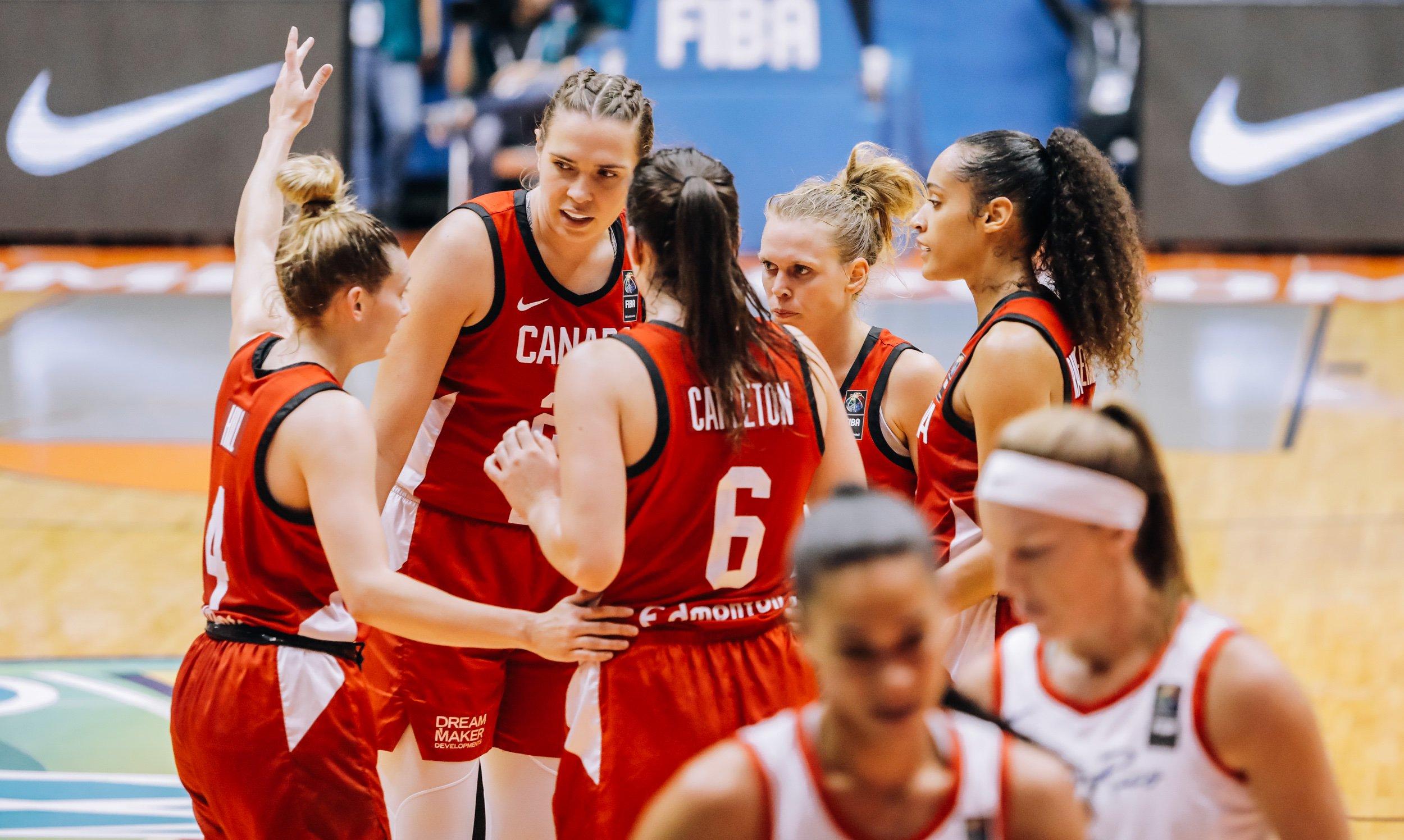 FIBA Women's Olympic Pre-Qualifying tournament coming to Edmonton this November