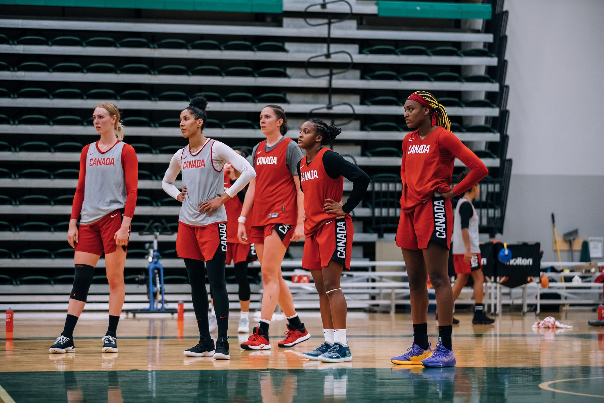 Senior Women's National Team announced ahead of FIBA Women's Americup 2019