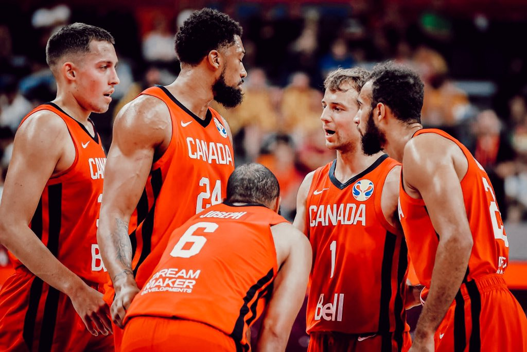 Canada falls to Germany to conclude FIBA Basketball World Cup