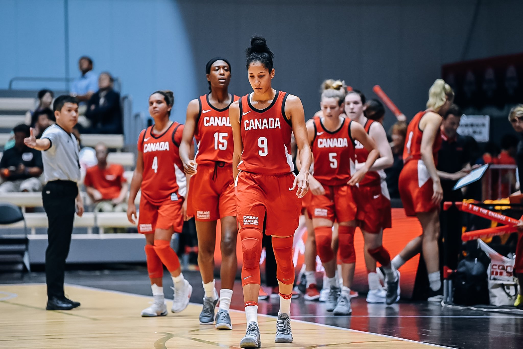 16 athletes invited to attend Senior Women's National Team training camp ahead of FIBA Women's Americup 2019