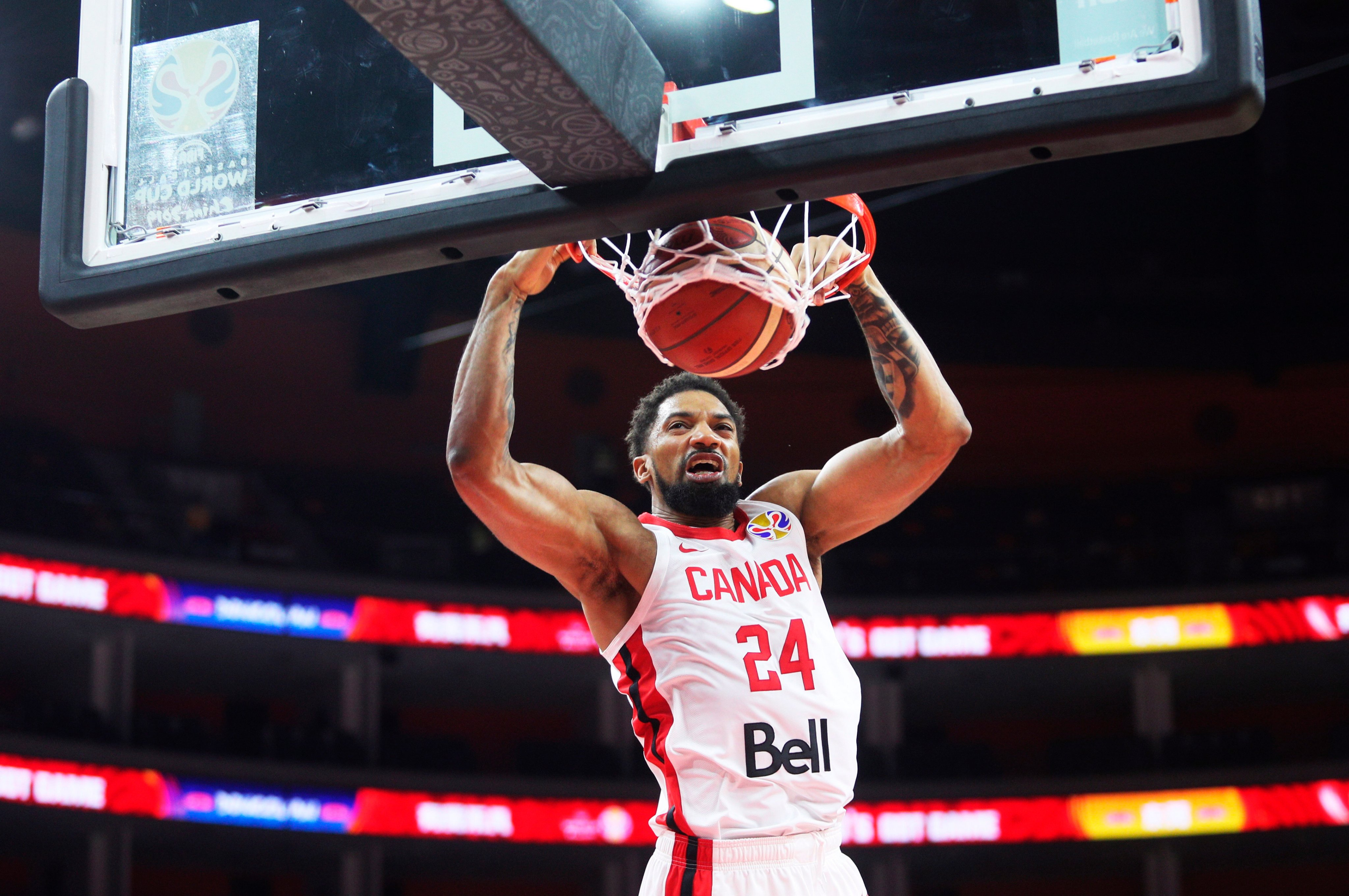 Canada downs Senegal for first win at FIBA Basketball World Cup 2019