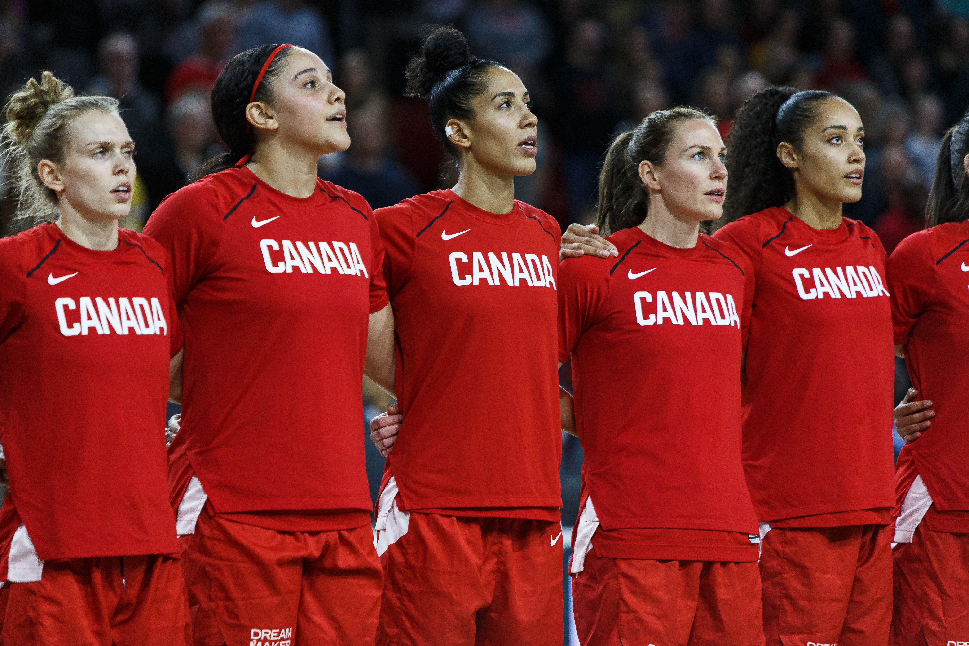 Senior Women's National Team Announced Ahead of FIBA Women's Olympic Qualifying Tournament