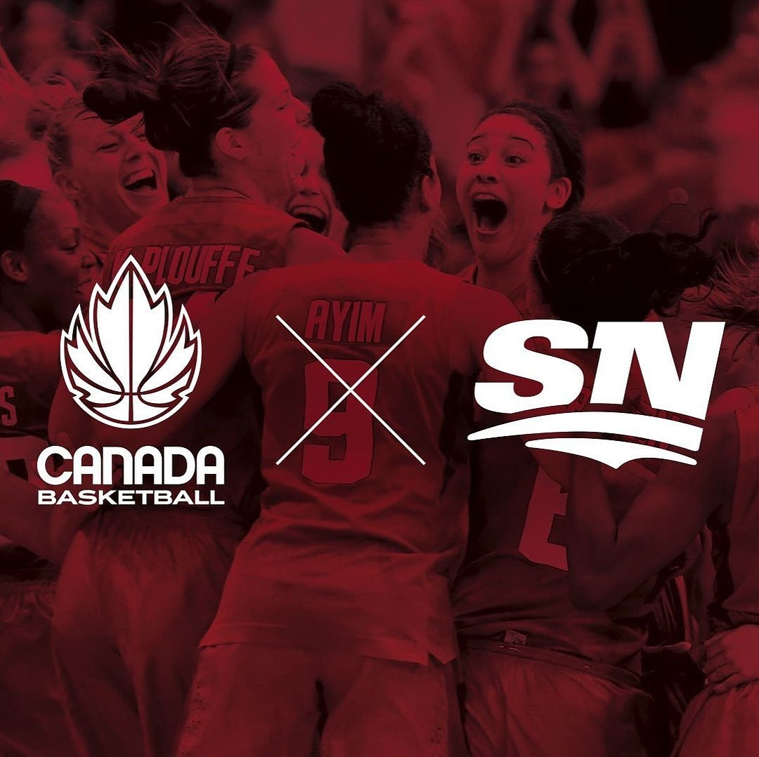 """Growing a Canadian Game: Sportsnet and Canada Basketball team up for """"Net"""" New Partnership"""