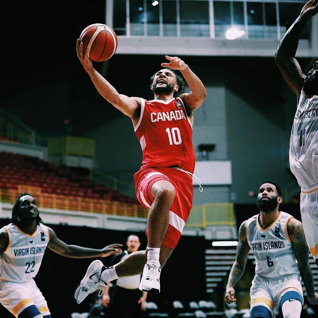 Canada advances to FIBA Americup 2022 with win over U.S. Virgin Islands