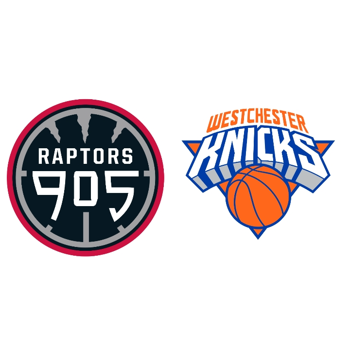 Raptors 905 Knock Down the Knicks for their 4th straight win