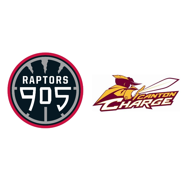 Charge run out of juice in late game surge by Raptors 905
