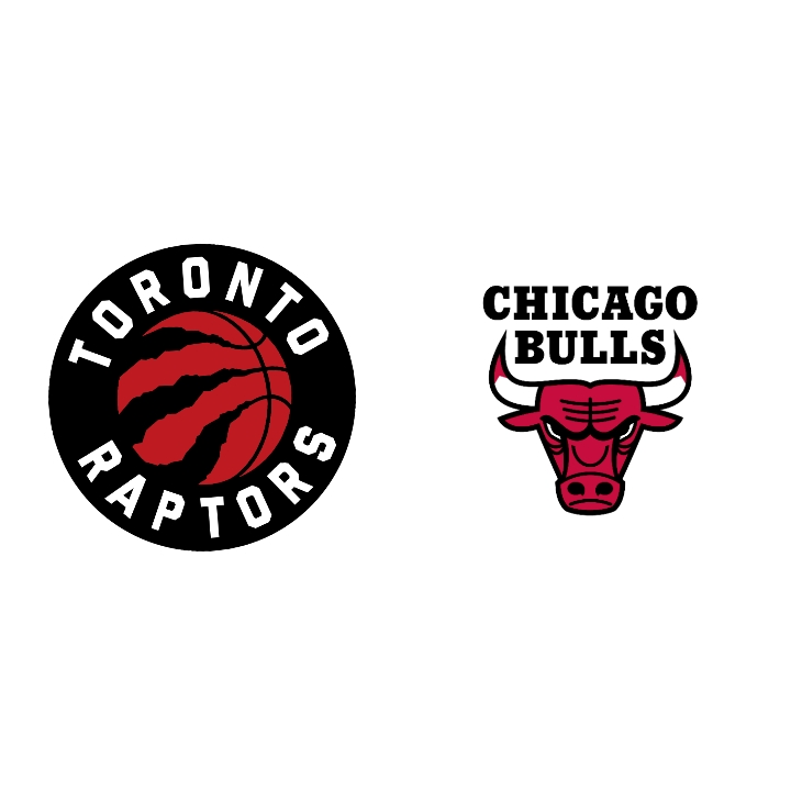 Once again, Depleted Raptors lose 5th straight to the Bulls on the road