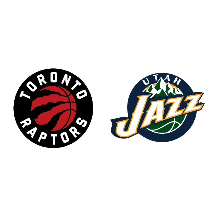 Raptors fail to get into the win column in loss to Jazz