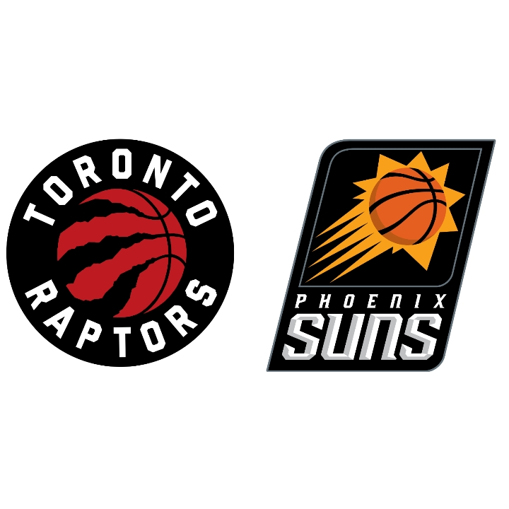 Raptors fall 104-100 to much-improved Suns as Siakam scores 26 & Trent Jr. nets 8 in debut