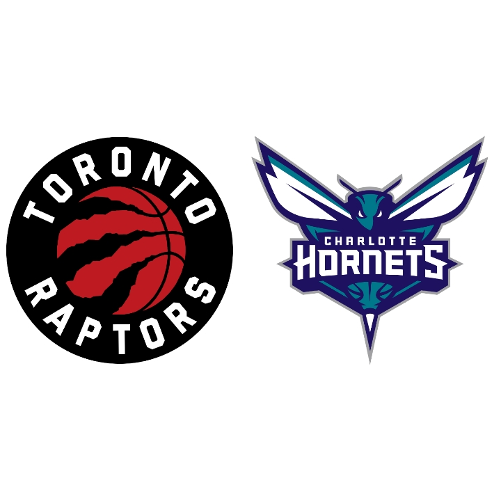 Undermanned Raptors slide continues in loss to the Hornets, their 4th straight
