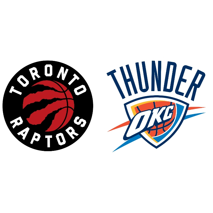 Montreal's Boucher, Dort & Birch make history as starters as Raptors defeat the Thunder