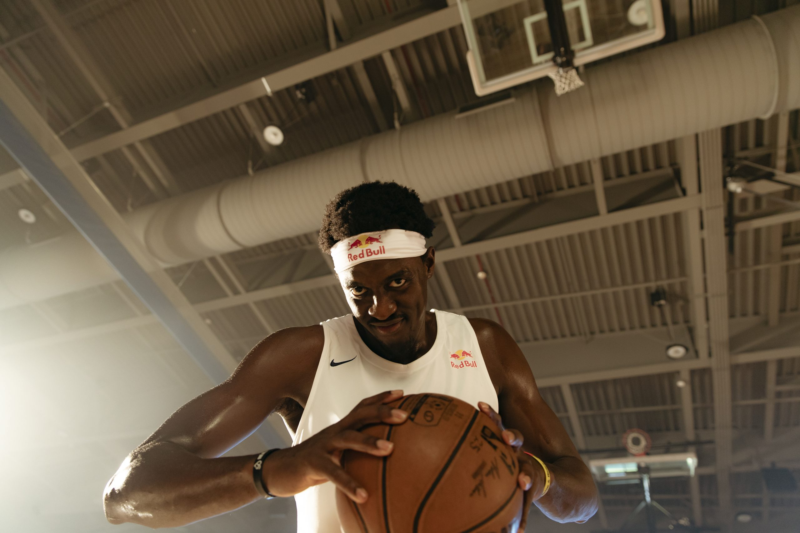 Red Bull presents 'The Play' with Pascal Siakam