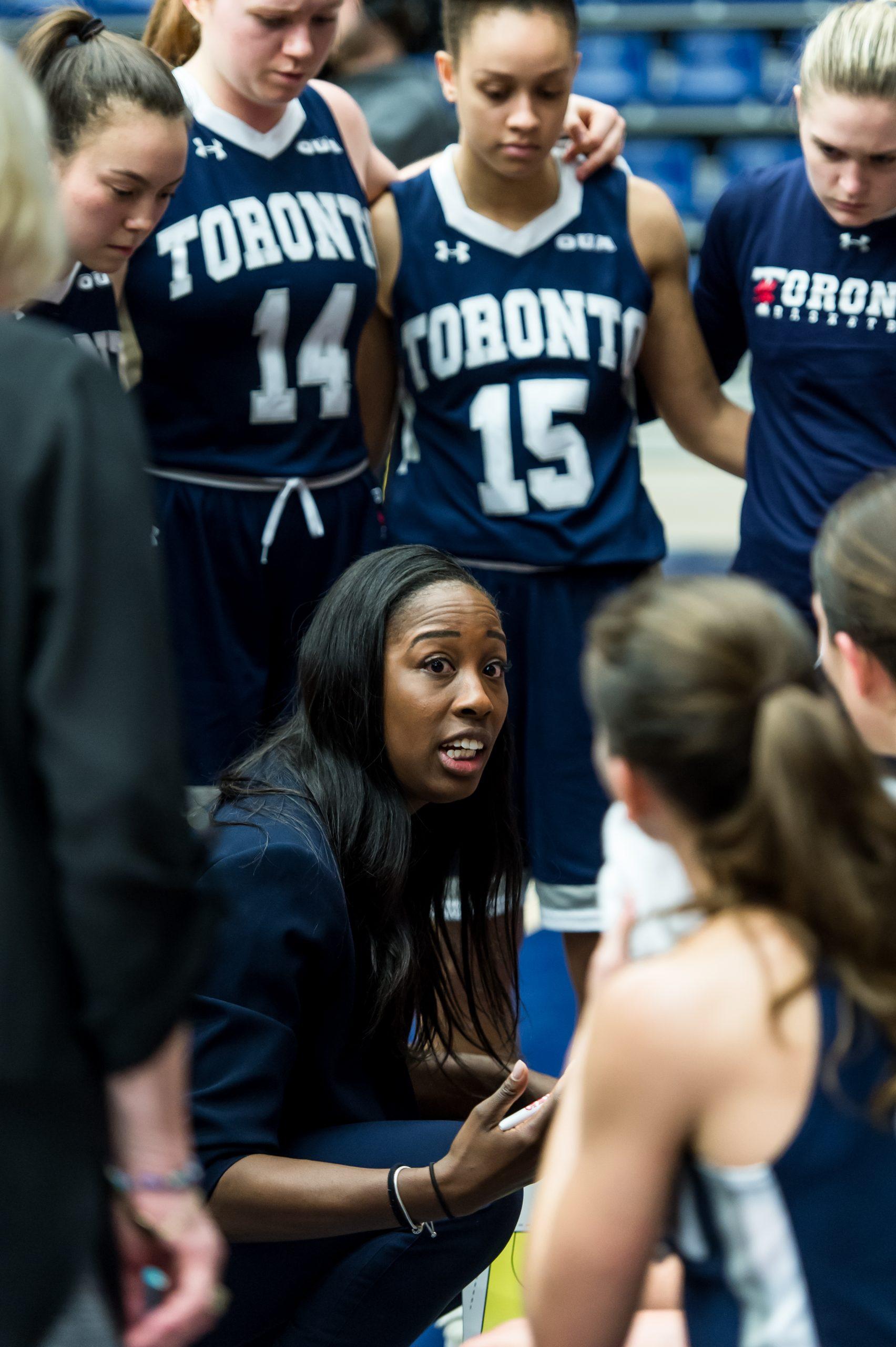 Former Olympian Tamara Tatham named U of T's full-time women's head coach