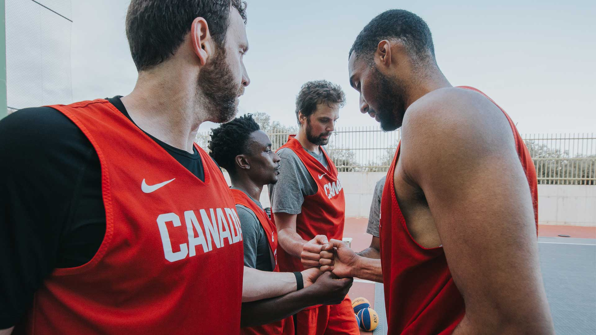 Men's National Team Announced Ahead of FIBA 3×3 Olympic Qualifying Tournament 2021