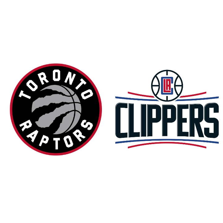 Shorthanded Raptors trail from tip to finish in 115-96 loss to Clippers