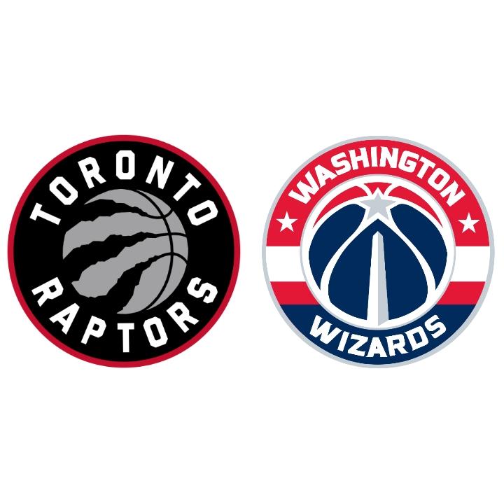 Siakam's 44 isn't enough as Raptors lose OT heartbreaker 131-129 to Wizards