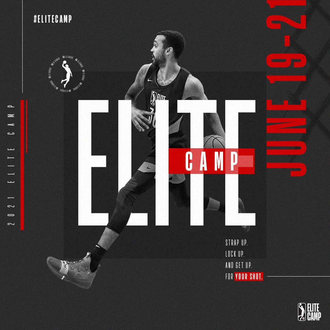 NBA G League Announces Field Of 40 Draft Prospects For 2021 NBA G League Elite Camp In Chicago