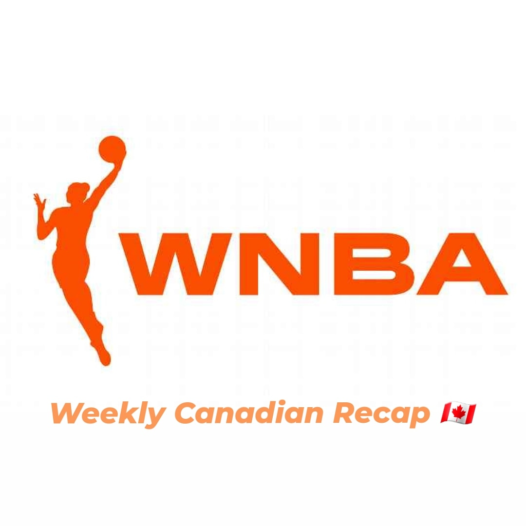 WNBA Weekly Canadian Recap: August 16-22