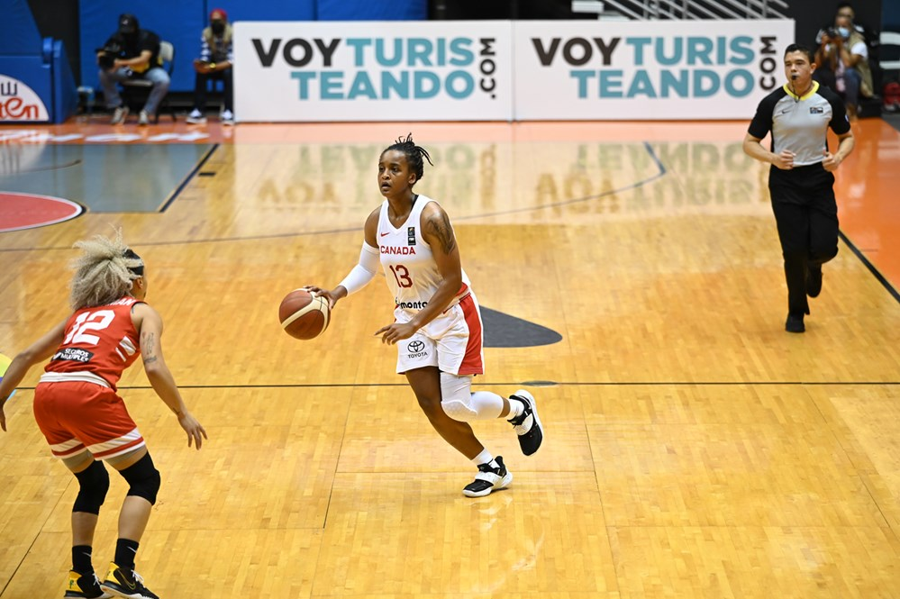 Canada falls 65-61 to hosts Puerto Rico in Women's Americup semis, play Brazil for Bronze Saturday