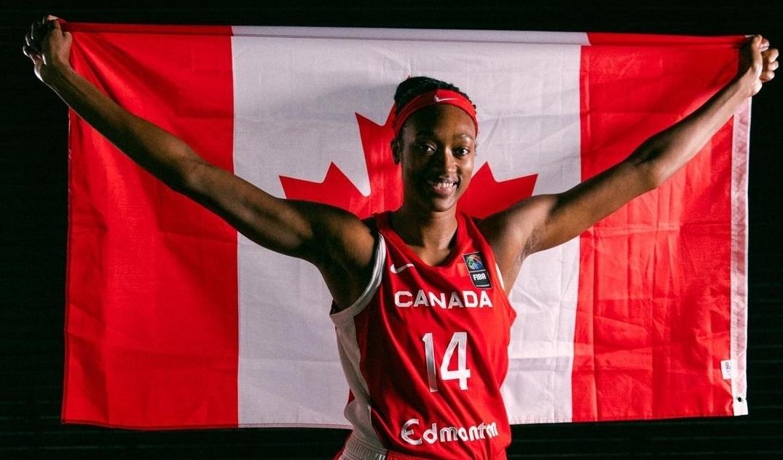 Senior Women's National Team announced ahead of FIBA Women's Americup 2021