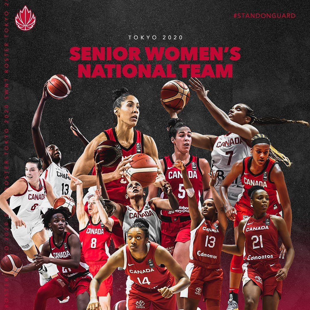 Canada's SWNT bringing a mix of veterans and youth to the Olympics