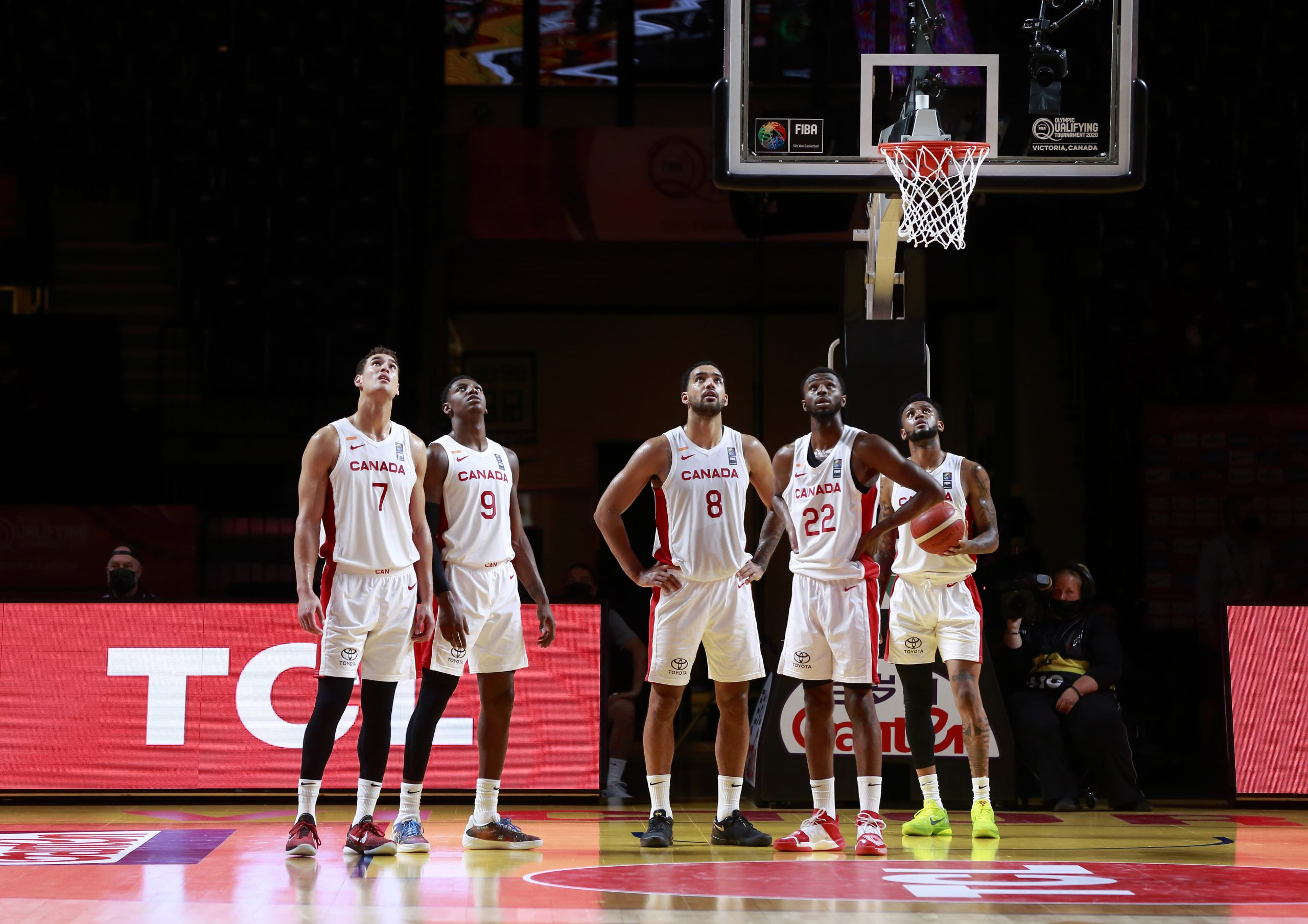 Canada's hopes for the Tokyo Olympics end in heartbreaking 103-101 OT loss to the Czech Republic
