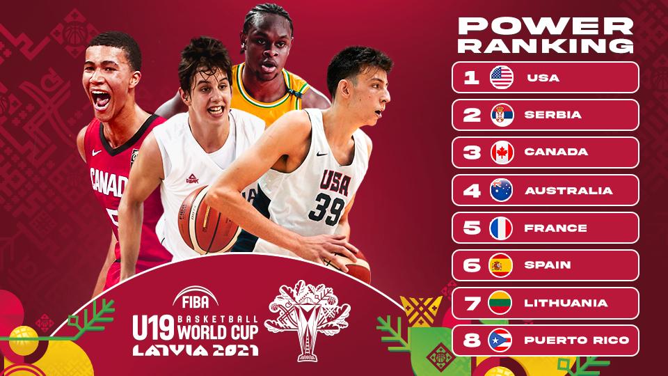 Canada's U19 Men's National Team announced ahead of FIBA U19 World Cup 2021