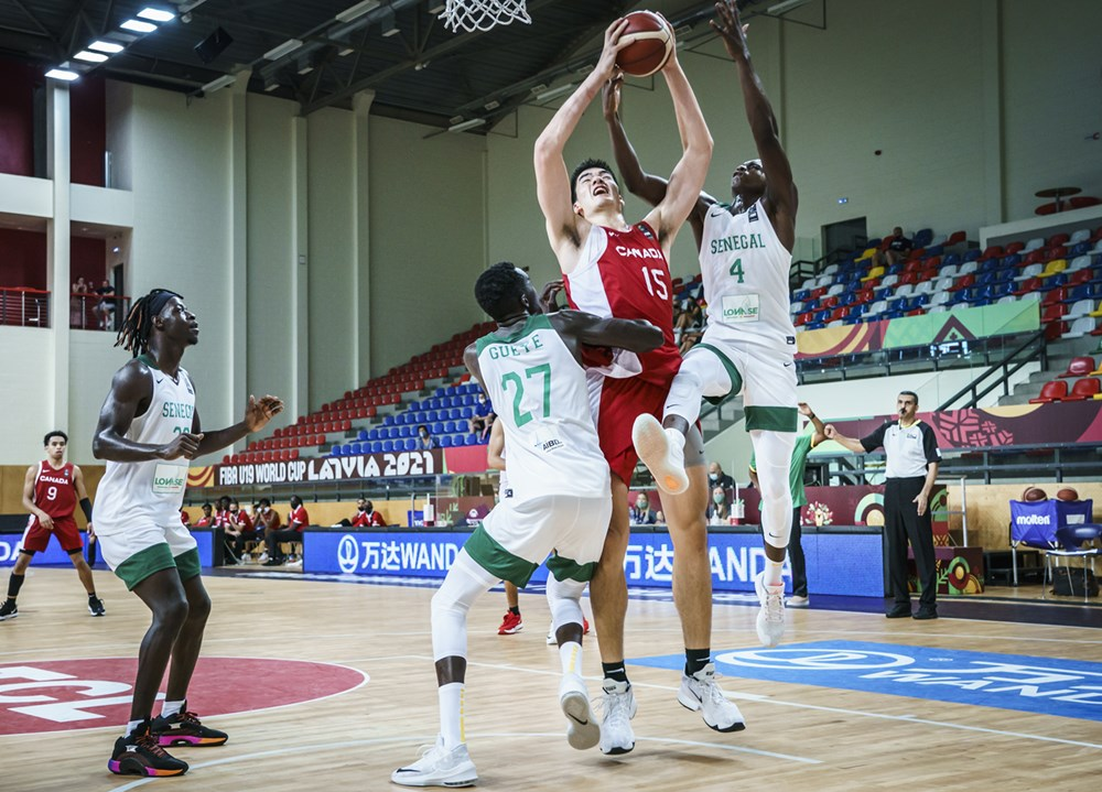 Canada finishes group play at 3-0 with 85-56 win over Senegal at FIBA U19 World Cup