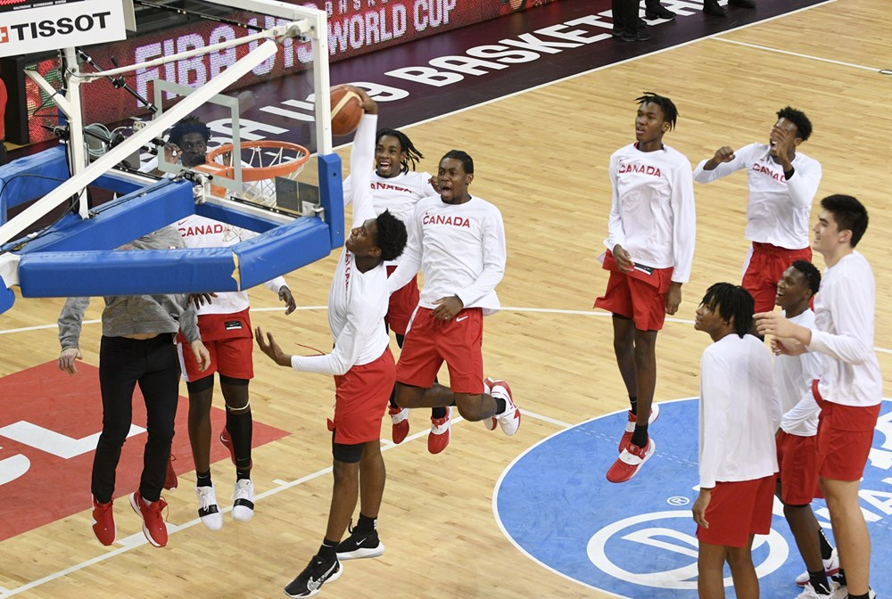 Canada pummels Puerto Rico 86-56 at FIBA U19 Worlds & face powerful Spain in quarterfinals