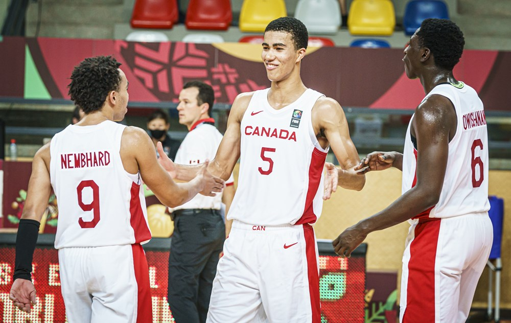 Canada opens FIBA U19 World Cup 2021 with 80-71 win over Lithuania