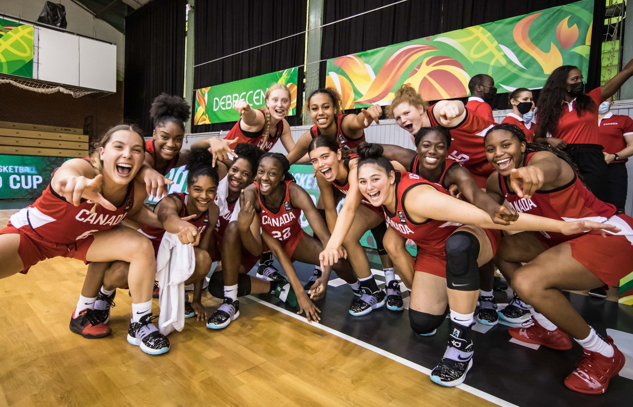 Canada upsets strong France squad 79-72 at FIBA U19 Worlds to advance to quarterfinals