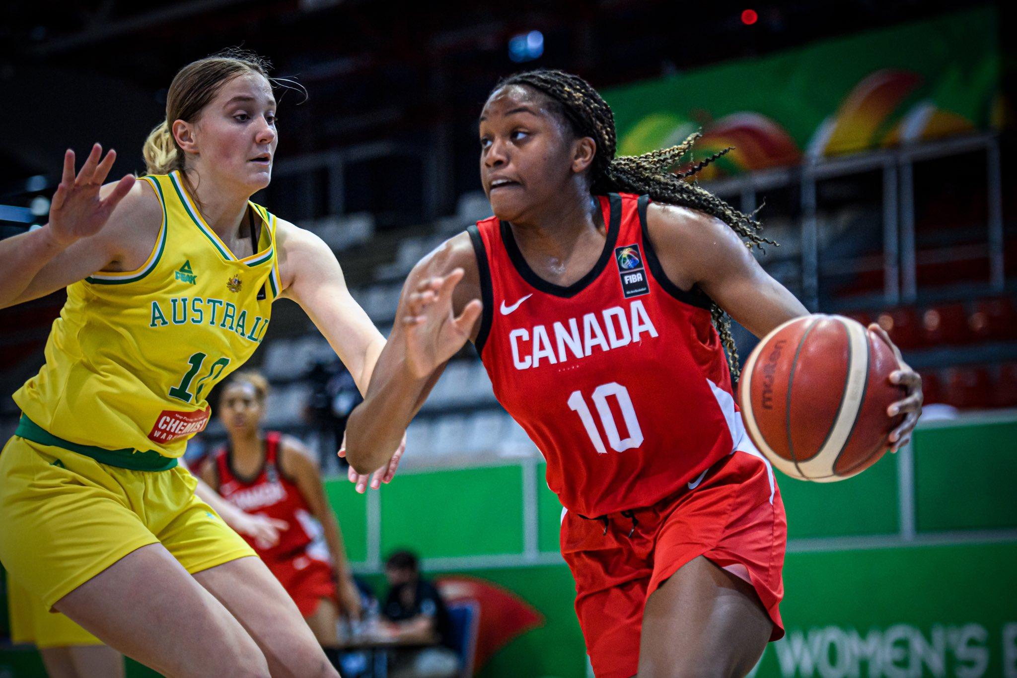 Canada falls 72-61 to Australia in the FIBA U19 World Cup, can still finish 5th