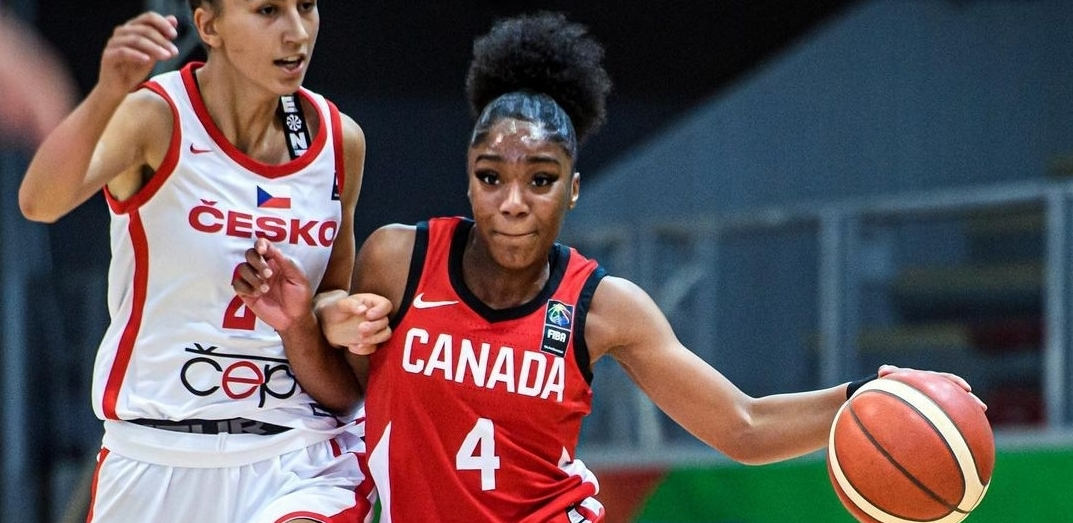 Canada bounces back and downs the Czech Republic 79-71 at FIBA U19 World Cup