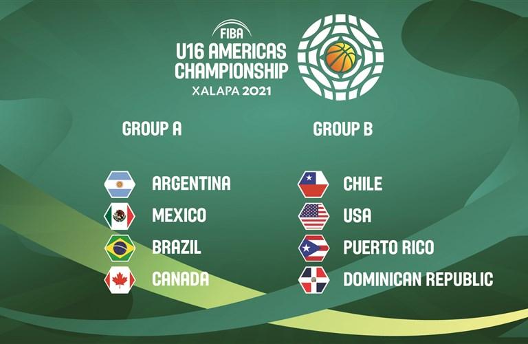 Canada's U16 Men's National Team Announced Ahead of the FIBA U16 Americas Championship 2021