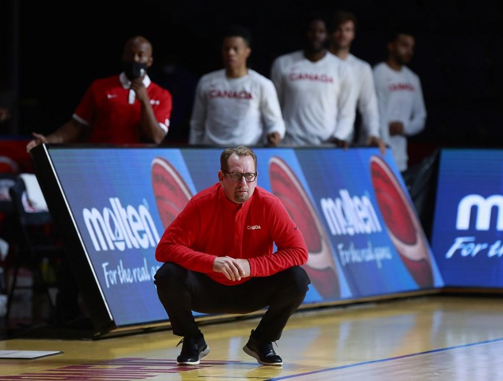 Canada Basketball sign Nick Nurse to contract extension through 2024