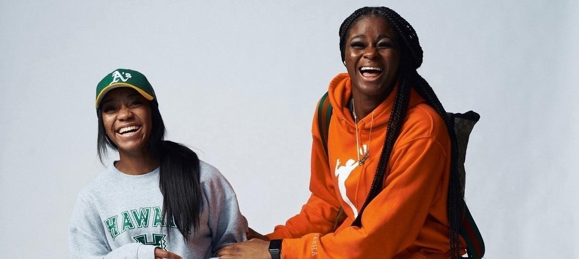 Tasha Lattimore & Shayeann Day-Wilson sign NIL Marketing Deals with Equation Sales